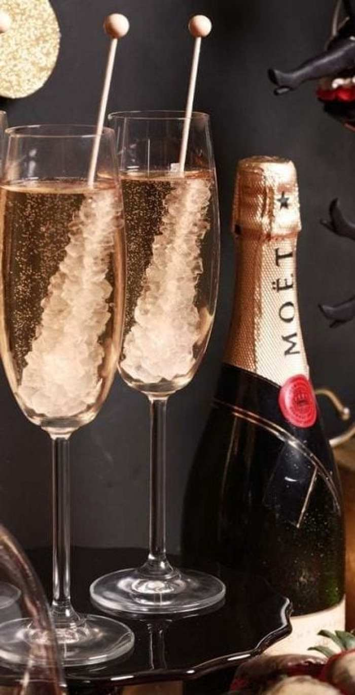Champagne Cocktail-Holiday-Recipes