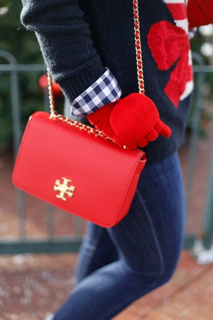 Holiday-Blogger-Christmas-Candy-Canes-Tory Burch Bag-Red (3 of 7)