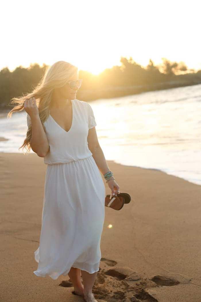 Ritz Carlton, Wayf-Summer Dress-Beach-Hair-Maui-Vacation-Travel-Hawaii-Blogger-7