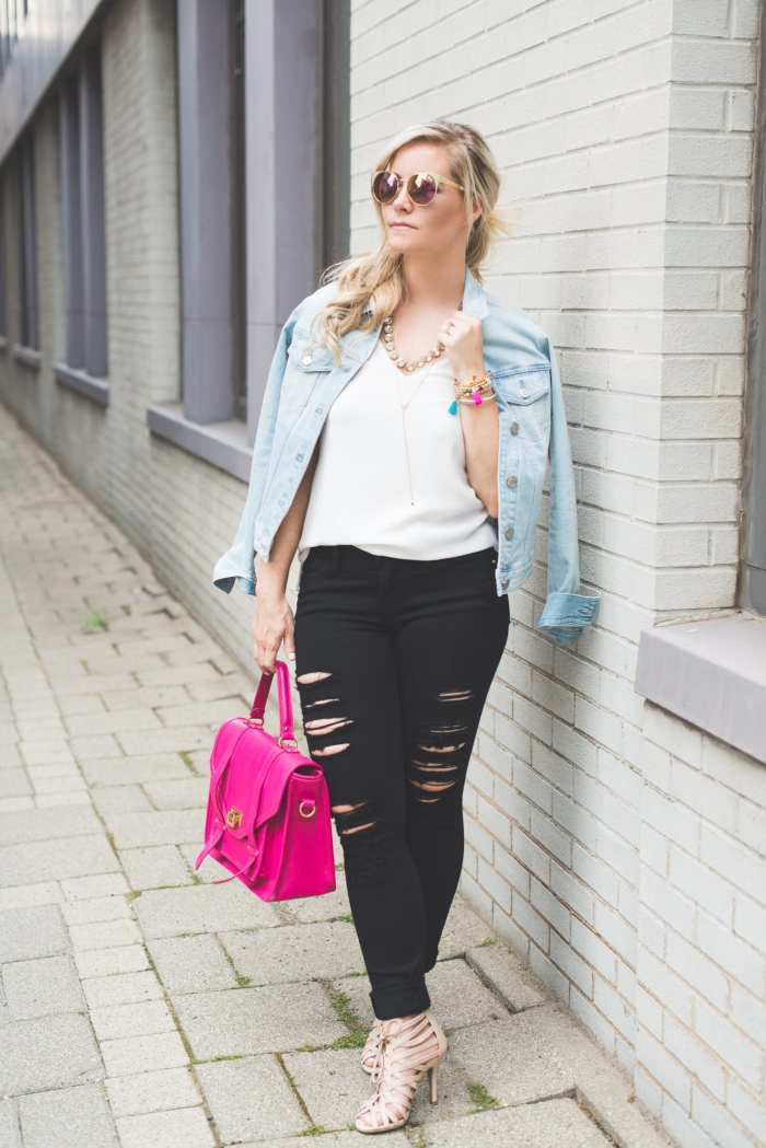 Denim101-Fitcode-Blogger-Frame Denim-Distressed Jeans -10