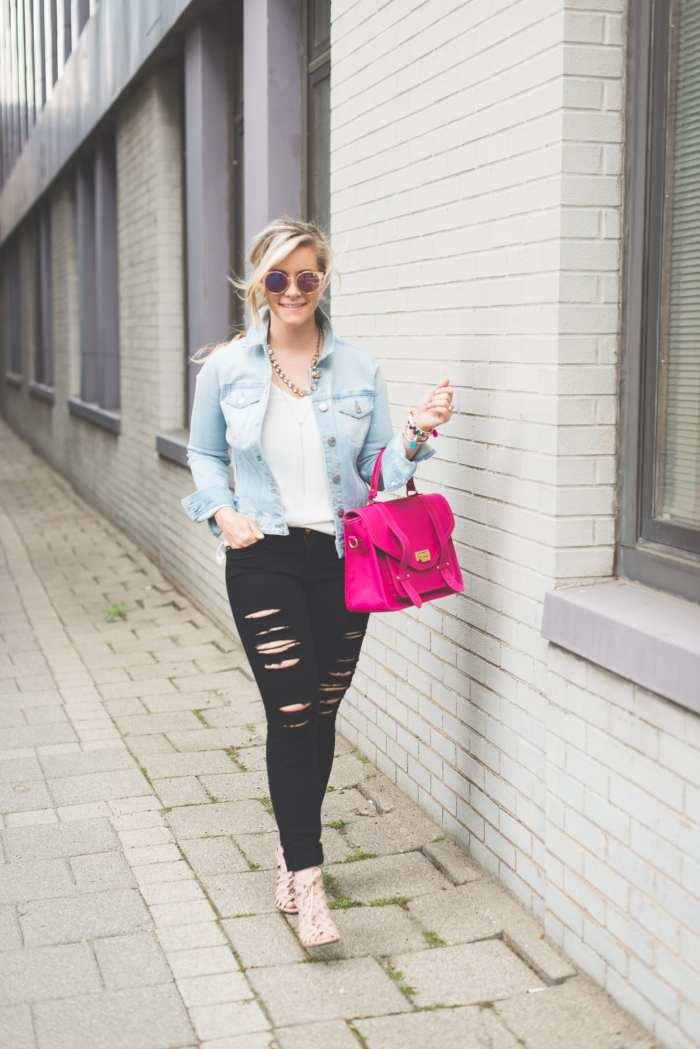 Denim101-Fitcode-Blogger-Frame Denim-Distressed Jeans -4
