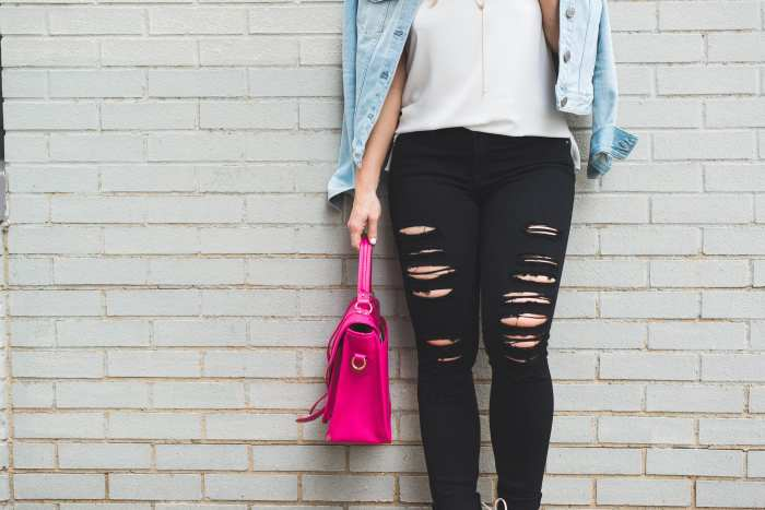 Denim101-Fitcode-Blogger-Frame Denim-Distressed Jeans -9