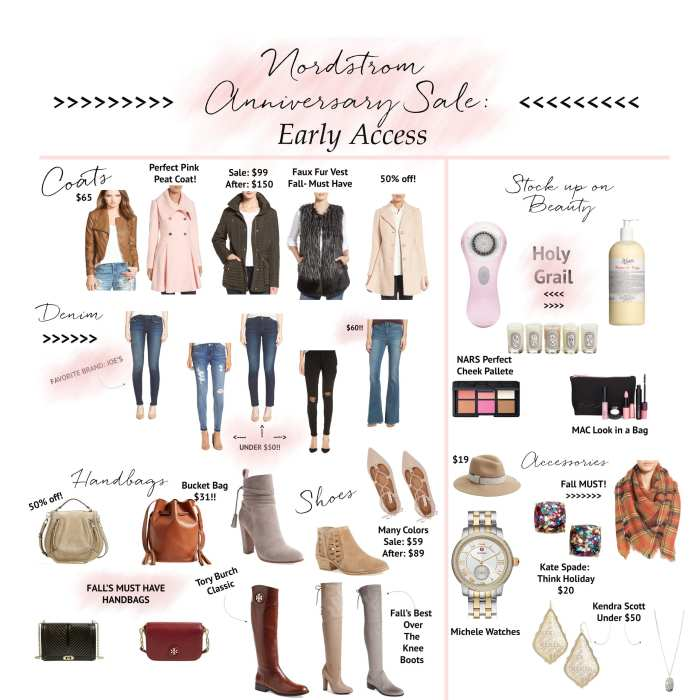 Nordstrom Early Access- Anniversary Sale- NSALE- Nordstrom - Nordstrom Anniversary Sale