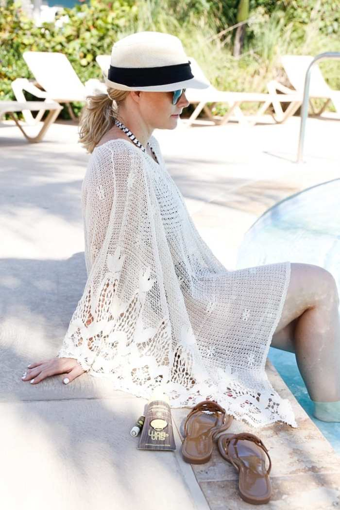 top 10 beach cover ups- Sheinside-Blogger-Fashion-Bahamas-Travel-Beach Cover Up- Tassels-1