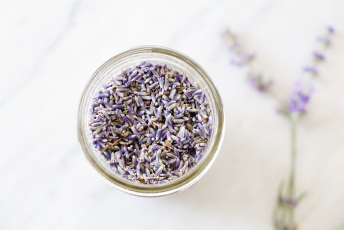 Ashley Pletcher of Afternoon Espresso uses lavender in her new lemon lavender cupcake recipe!