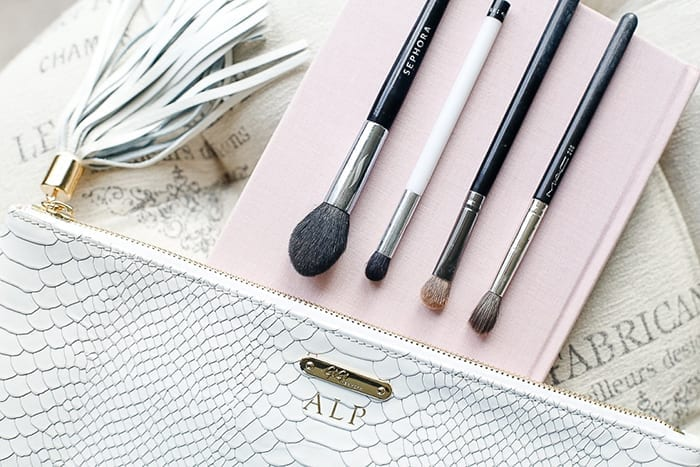 Ashley Pletcher shares her favorite brushes to use with her Fall make up routine.