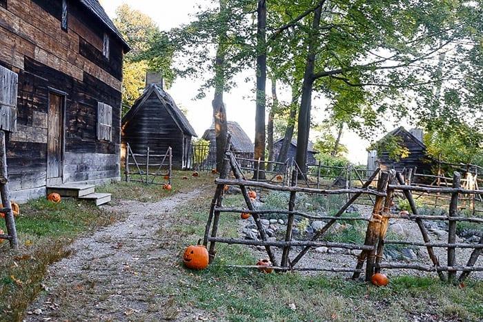 Hocus Pocus Movie fiming locations tour in Salem, MA