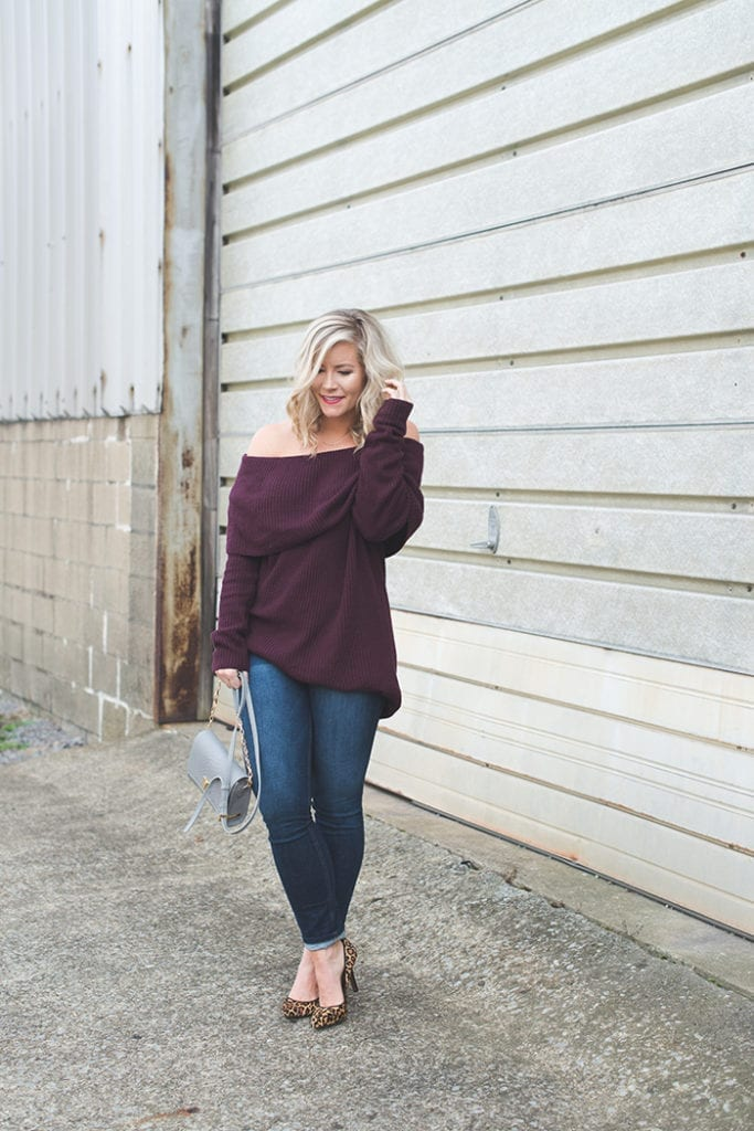 burgundy-off-the-shoulder-sweater-gigi-new-york-bag-x-afternoon-espresso-blog-1