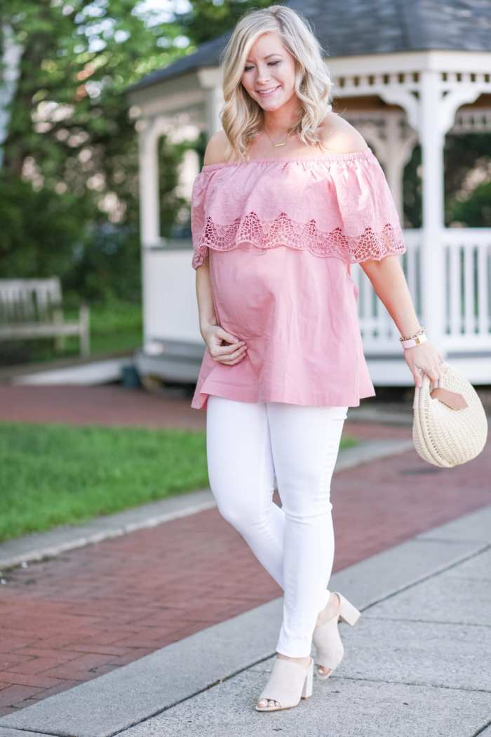 Trendy Maternity Wear - Ingrid and Isabel- Bumpdate - Maternity Trends