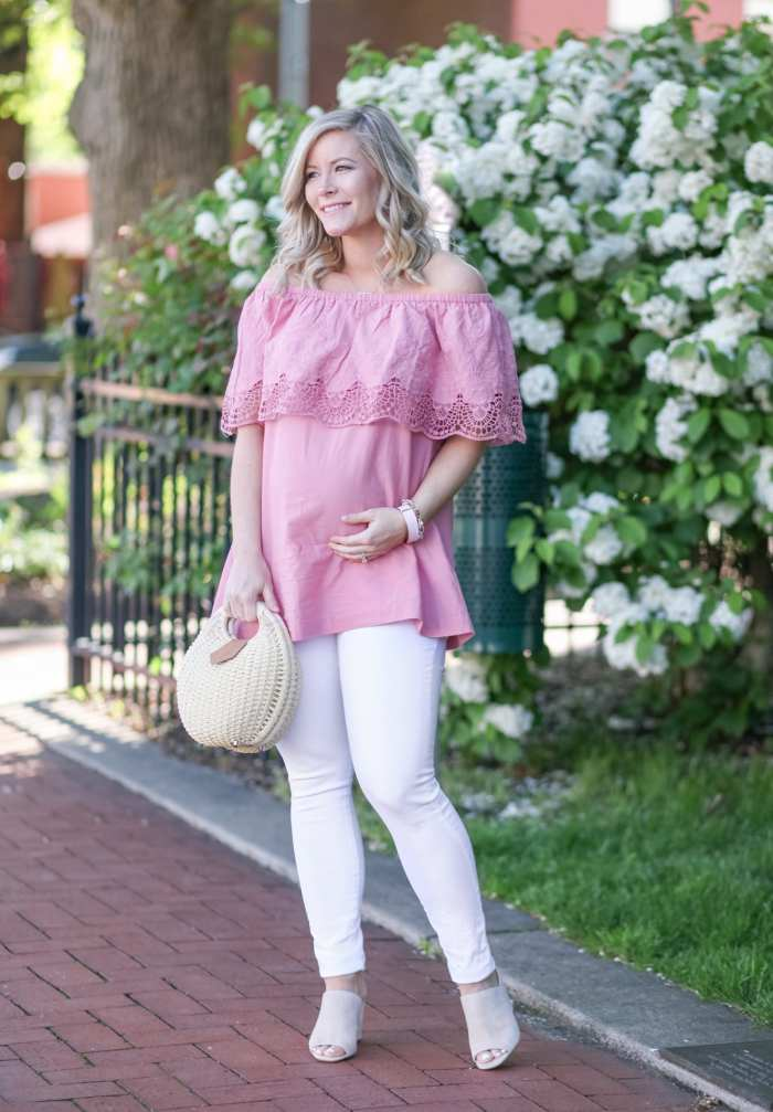 Trendy Maternity Wear - Ingrid and Isabel- Bumpdate - Spring Fashion - Summer