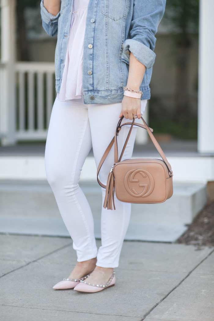 Fashion Blogger- Maternity Fashion - 5 Summer Essentials- Ashley Pletcher- Afternoon Espresso- AG Denim- A Pea in the Pod