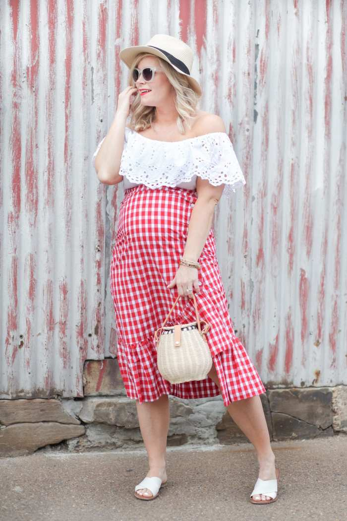 How to Wear Summer Gingham