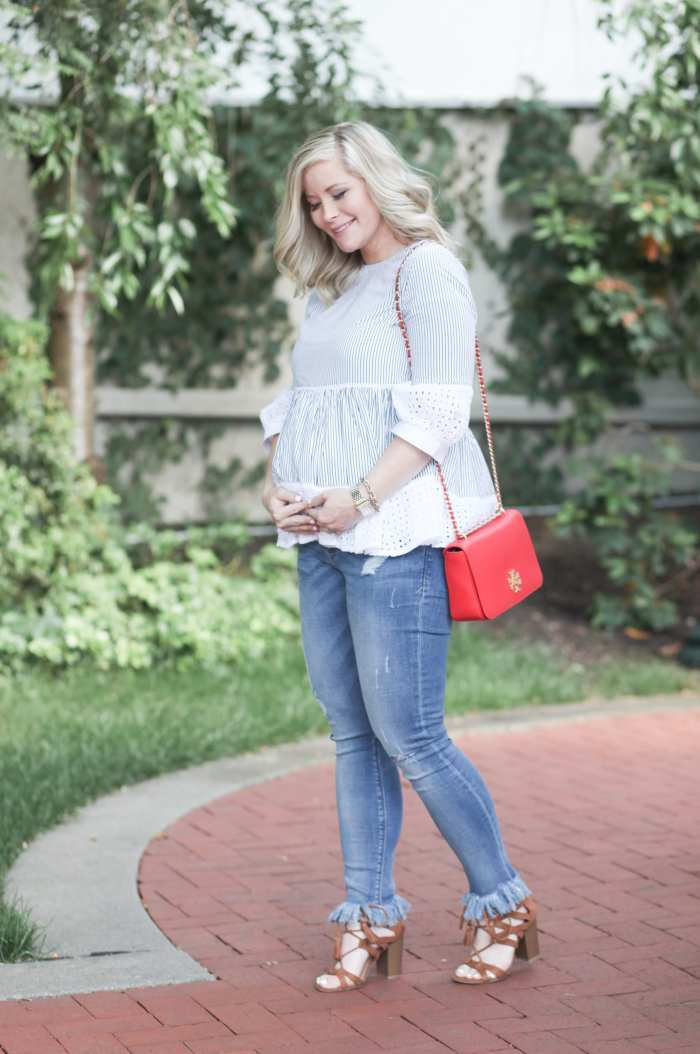 Red White Blue Fourth of July Outfit Inspiration