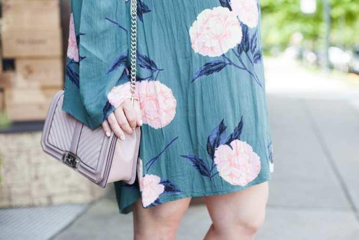Ashley Pletcher - blogger - fashion blogger -Rebecca Minkoff Bag
