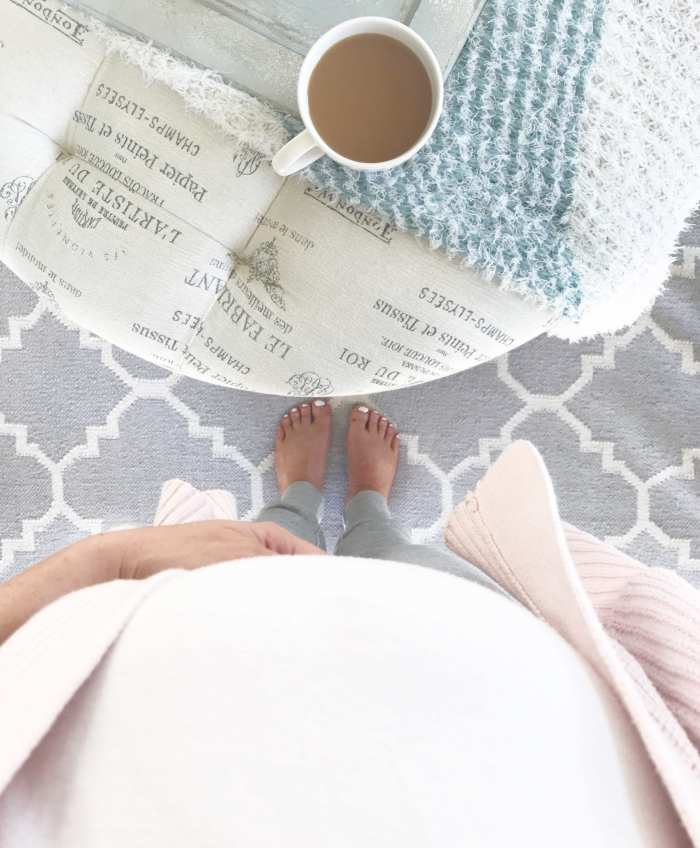 Ashley Pletcher- Pregnancy- Instagram- Mommy Blogger