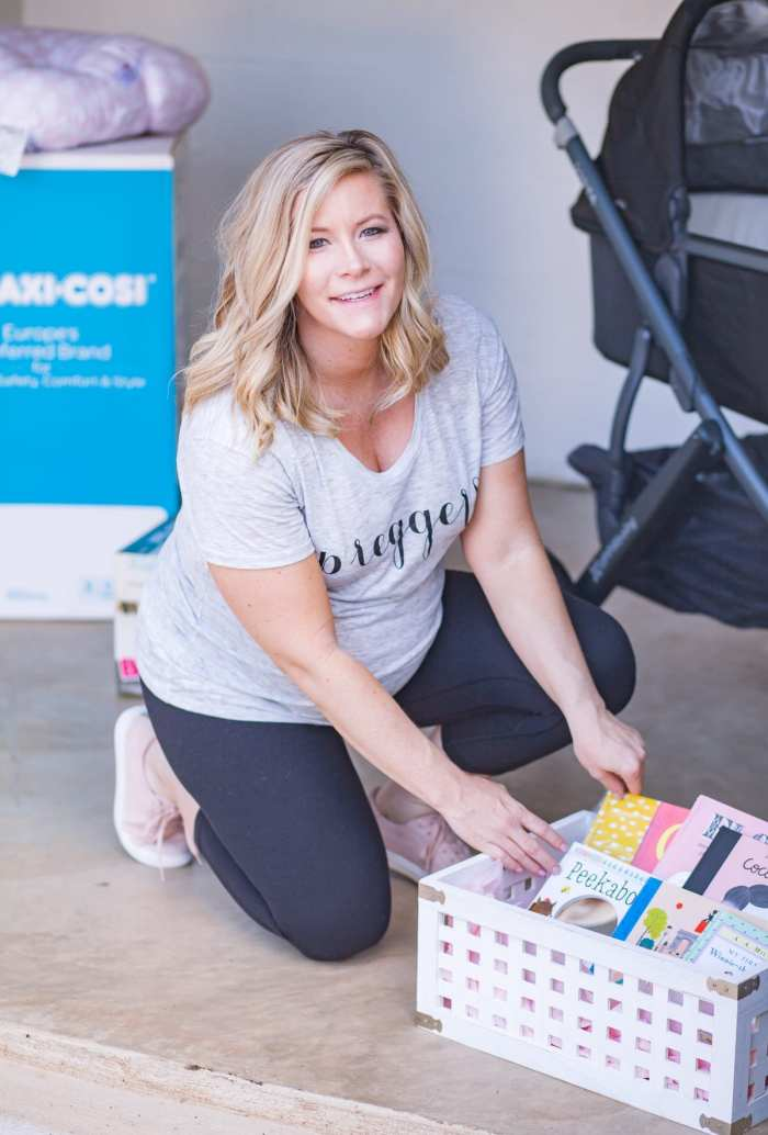 5 stress free ways to prepare for your new baby's arrival- Guardian Storage Unit- Preggers Tee
