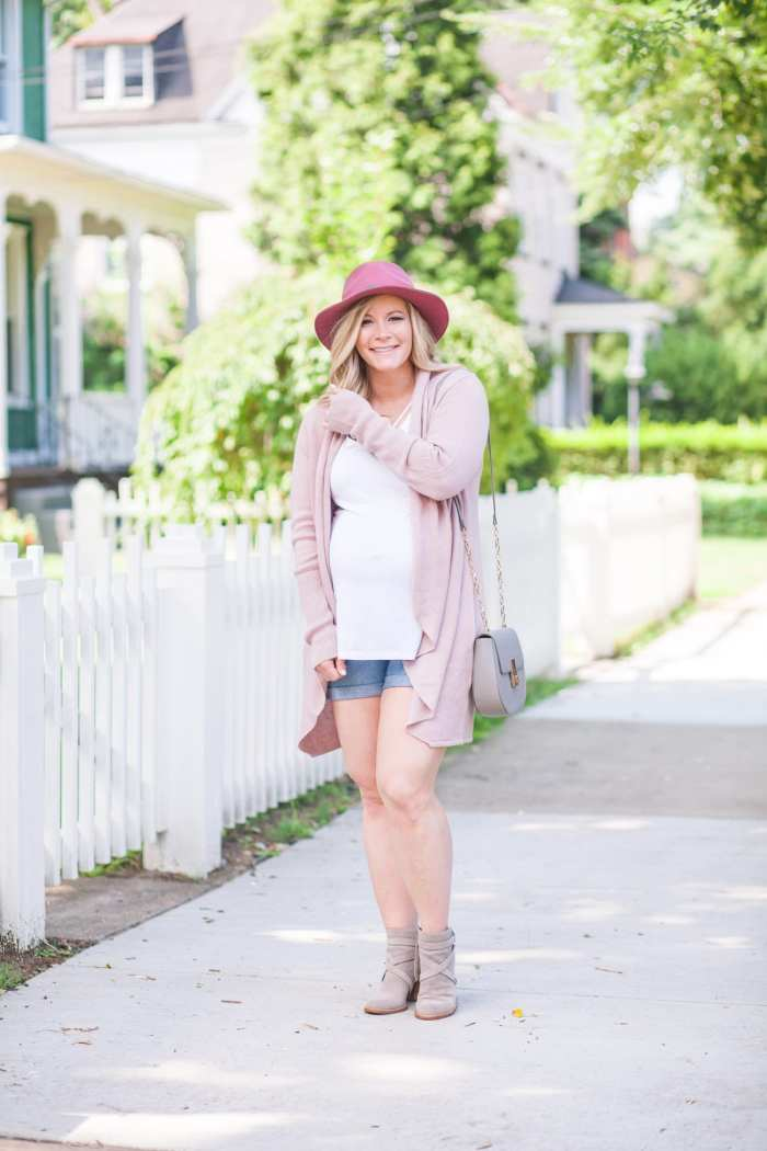 Ashley Pletcher - blogger - fashion blogger - Sam Edelman Bootie - Nordstrom anniversary sale- maternity - mom blog - Pittsburgh