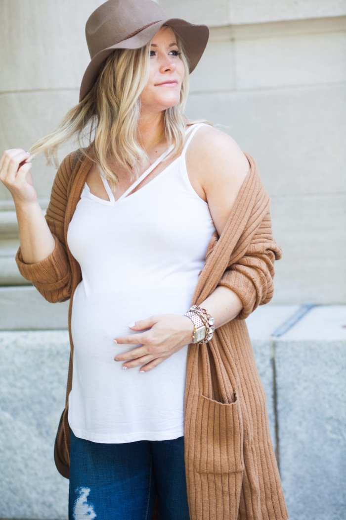 Ashley Pletcher - blogger -Fall Uniform -BP Cardigan - Nordstrom - Nordstrom anniversary sale