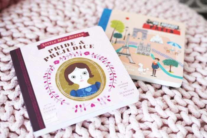 Newborn Essentials - The Baby Cubby- Baby books