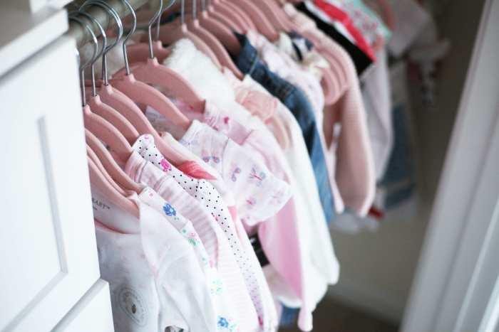 Baby Girl Nursery Closet - Nursery Decoration