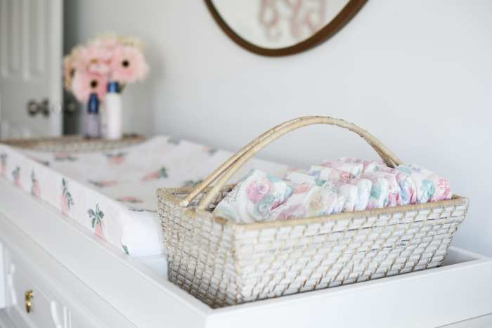The Honest Company Diapers - Nursery Decoration