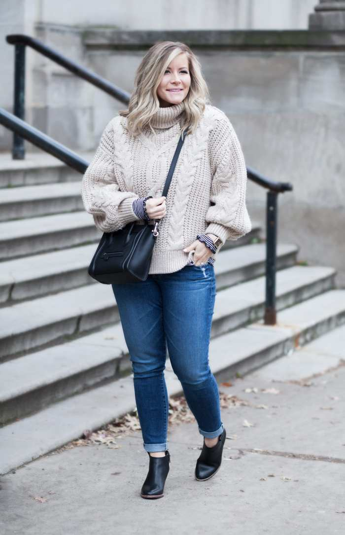 favorite sweater - H&M Sweater- Blogger- Fashion