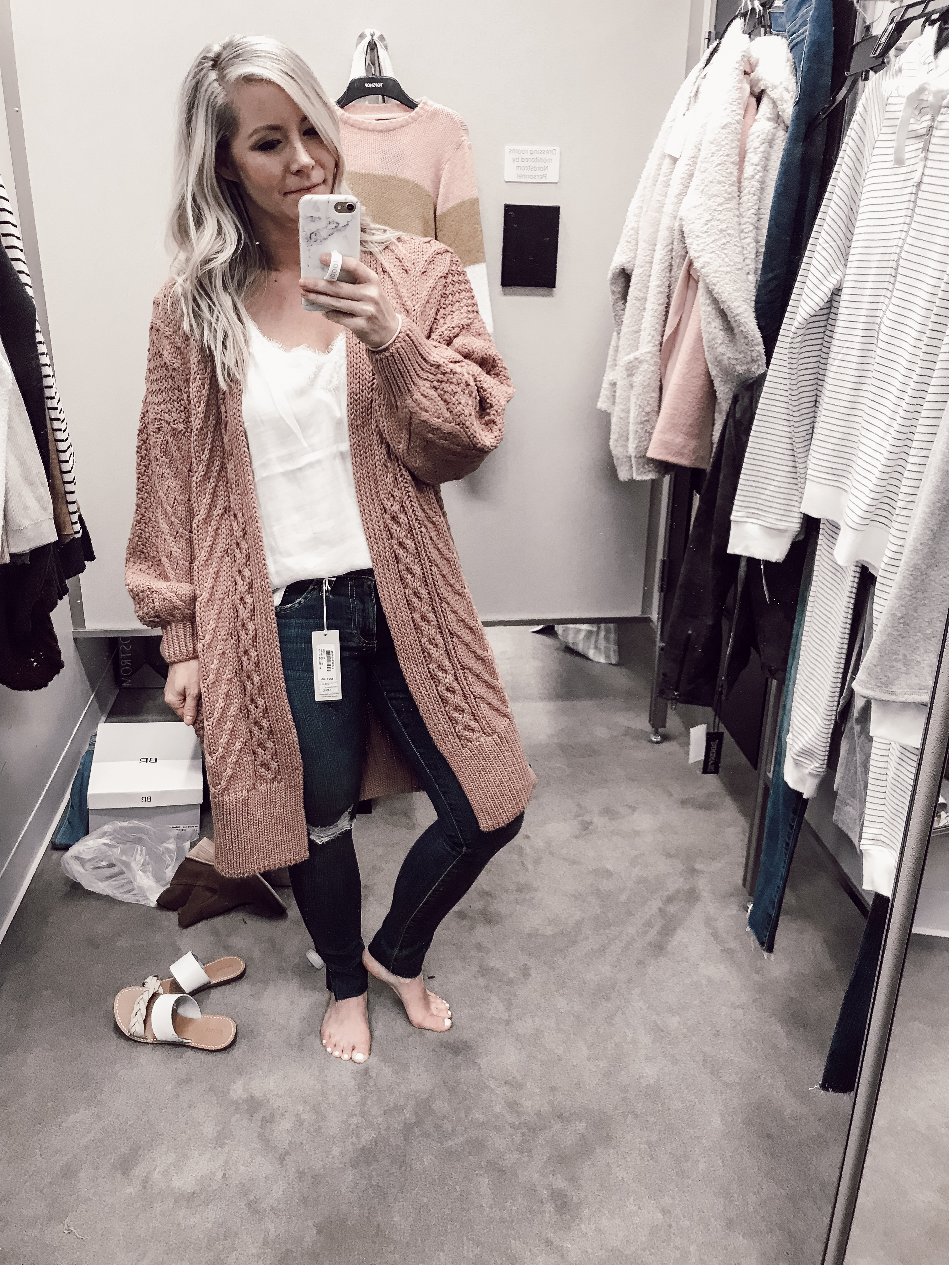 2018 Nordstrom Anniversary Sale Fitting Room Diaries