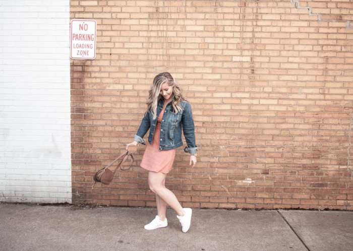 Spring Fashion - Simple Outfit - Pittsburgh Blogger