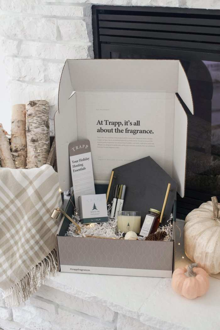 Trapp Fragrance - Trapp Luxury Candles - Holiday Entertaining