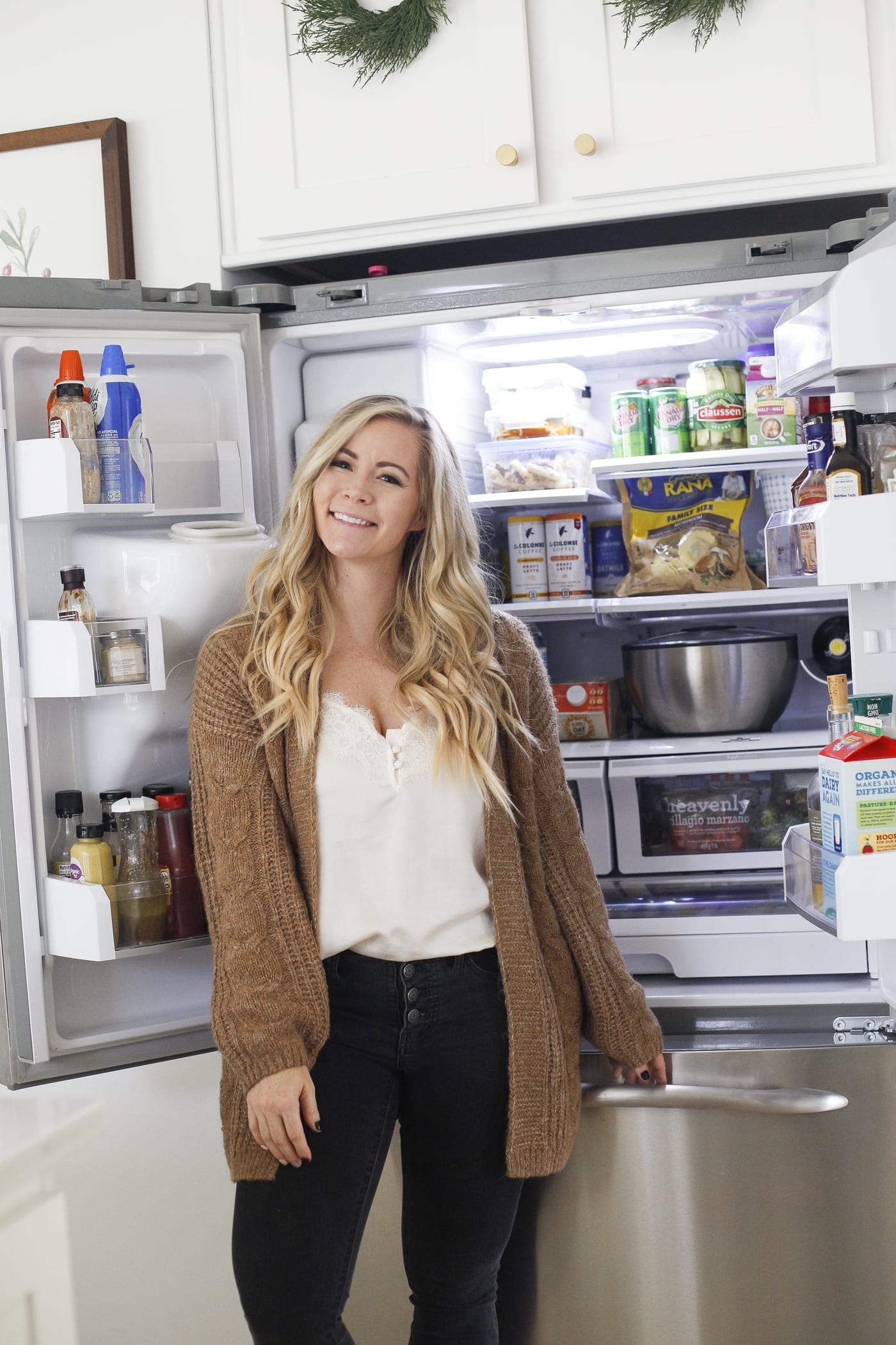 Groceries Delivered to Your Fridge with Walmart InHome
