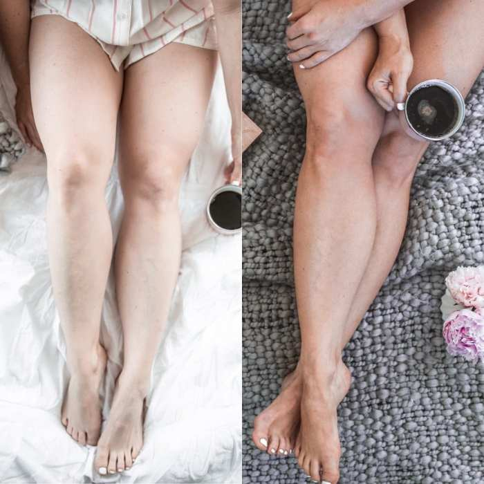 Spray tan-beat the winter blues- Blush Tan Pittsburgh - Pittsburgh - Tan before and after