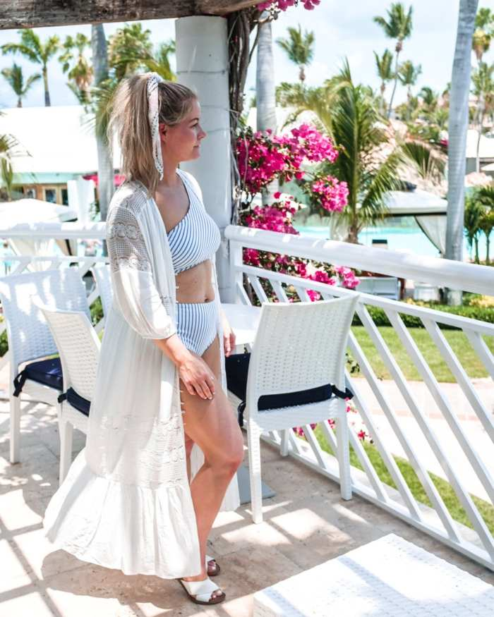 beat the winter blues- winter vacation- Beaches Turks and Caicos- Albion Fit Swimwear