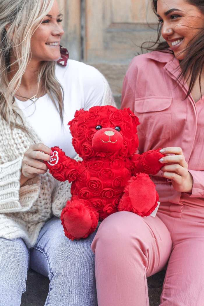 Galentine's Day, Build-a-Bear, BAB, Best Valentine's Day Gift - Valentine's Day- Pittsburgh