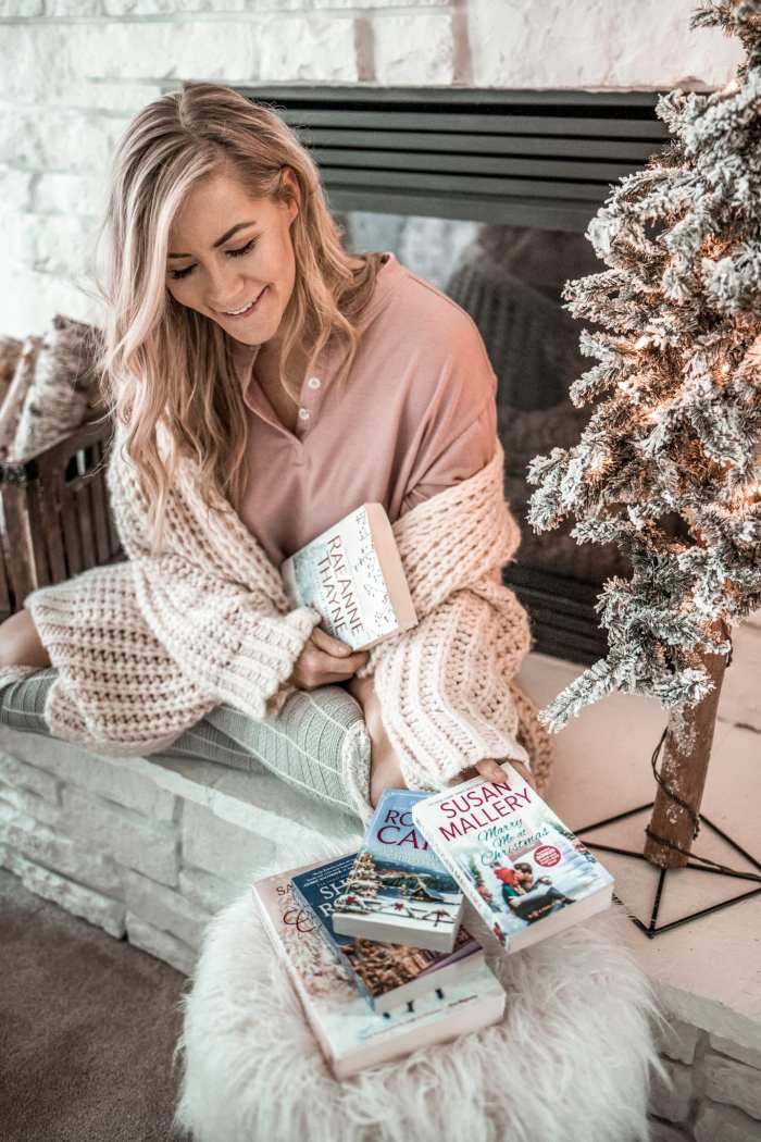 Christmas in Summer Reading List - Harlequin Books - BookClubbish - Susan Mallery