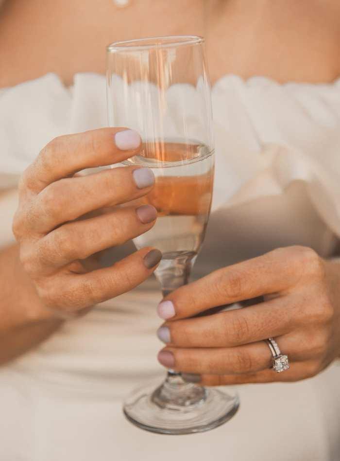 Wedding Nails- Pittsburgh Nails- Polished - Pittsburgh Nail Artist- Burgh Brides-