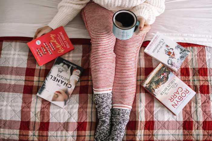 Afternoon Espresso- Books to cozy Up with this holiday season- Harlequin Books- Pretending