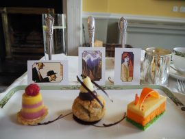 """Afternoon """"ART"""" tea at the Merrion Hotel, Dublin – Review ★★★★★"""