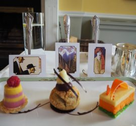 "Afternoon ""ART"" tea at the Merrion Hotel, Dublin – Review ★★★★★"