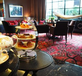 Afternoon Tea at The Four Seasons Park Lane, London – Review: ★★★★☆