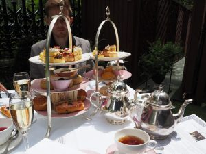Afternoon Tea at the Royal Horseguards Hotel
