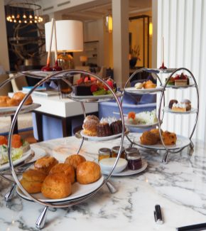 Afternoon Tea - The Waldorf Astoria Amsterdam