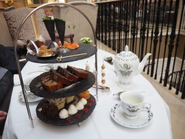 A Most Peculiar Afternoon Tea at The Westin Hotel, Dublin - Review ★★★★★