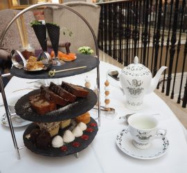 A Most Peculiar Afternoon Tea at The Westin Hotel, Dublin – Review ★★★★★