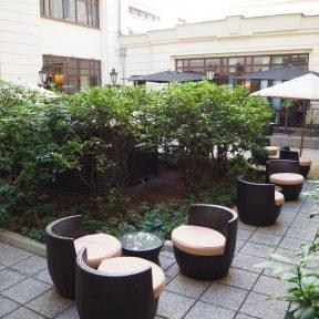 The Courtyard - Hotel Bristol Warsaw