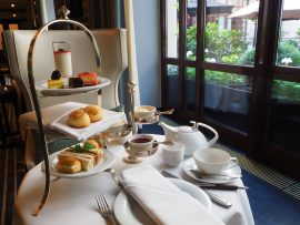Afternoon Tea at The Hotel Bristol Warsaw - Review ★★★★☆