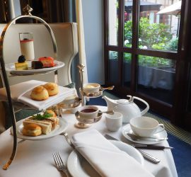 Afternoon Tea at The Hotel Bristol Warsaw – Review ★★★★☆