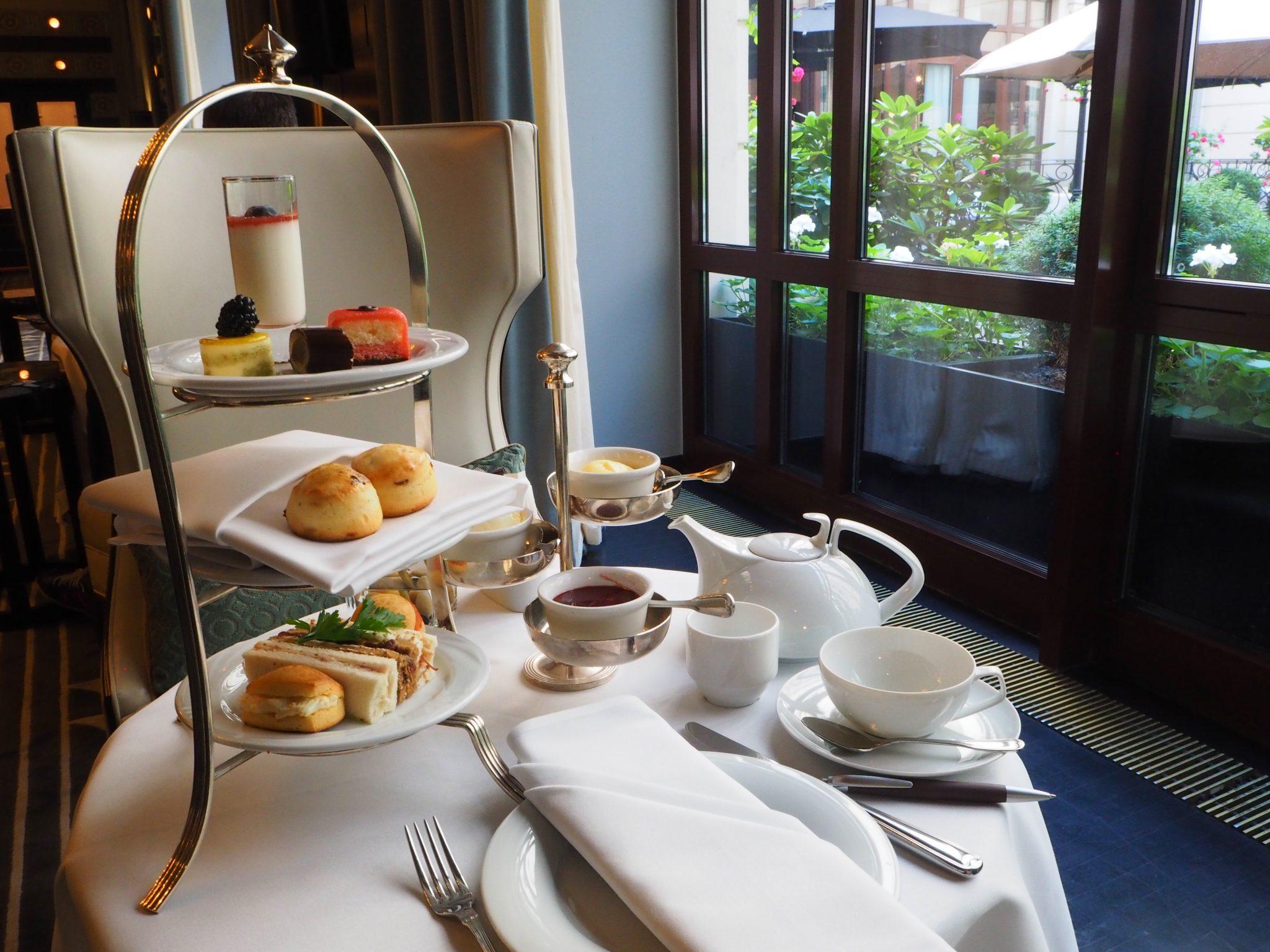 Afternoon Tea - Hotel Bristol Warsaw