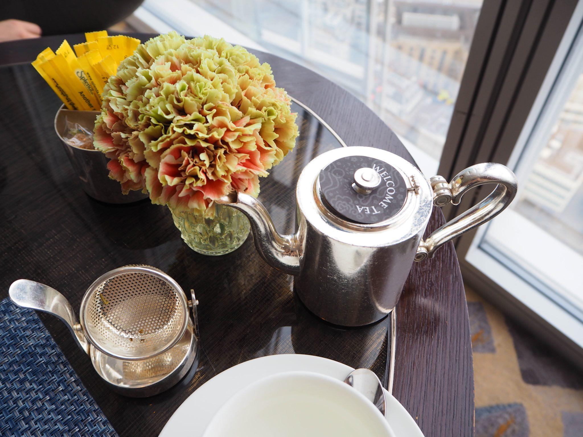 Shangri-La at the Shard - Tea