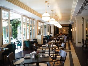 The Westbury Hotel Dublin - The Wilde Restaurant