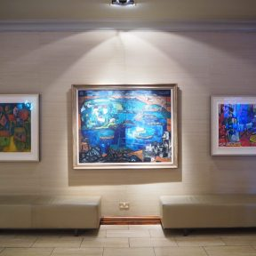 The Westbury Hotel Dublin - The Gallery